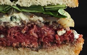Lien permanent vers «Hamburger Gourmet», le livre de recettes qui donne faim
