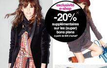 Jennyfer et ses (super) bons plans : 20% de réduction supplémentaires !