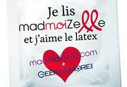 Le préservatif madmoiZelle pour la journée mondiale de la lutte contre le SIDA