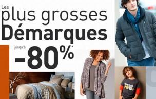 Lien permanent vers Les Aubaines : méga réductions jusqu'à -80% !