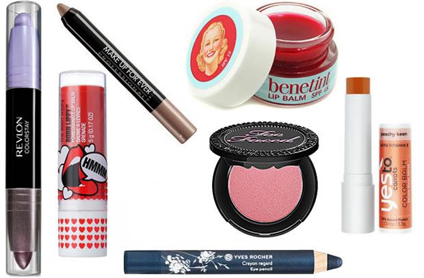 4 produits pour se maquiller en 5 minutes maquillage5minutes