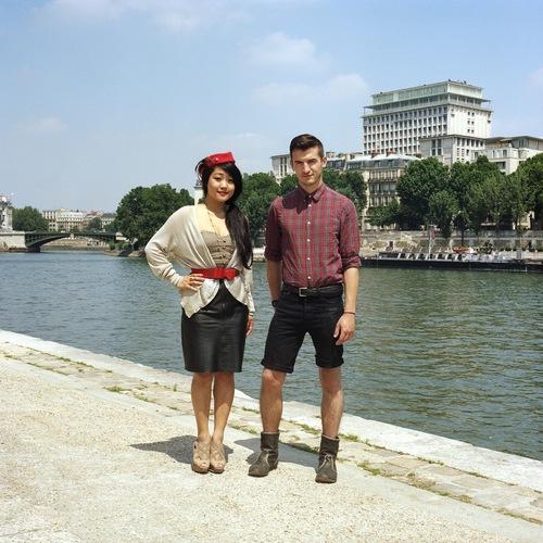 marikosam Photos : quand les couples échangent leurs vêtements