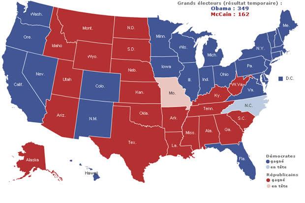 Les élections américaines... vues de lintérieur ! minnesota
