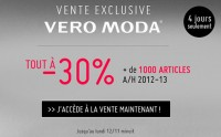 Monshowroom x Vero Moda : 30% de réduction !