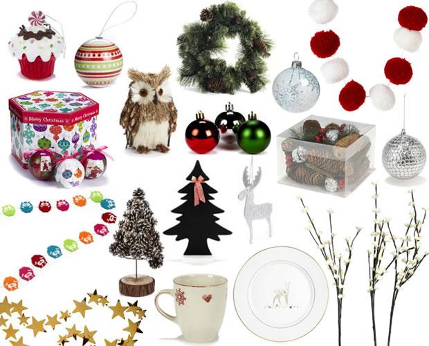 noelalinea La collection de Noël 2012 chez Alinéa