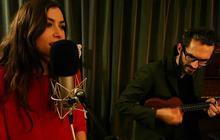 Olivia Ruiz en acoustique chante My Lomo & Me