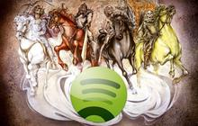 La Playlist Spotify Fin du Monde