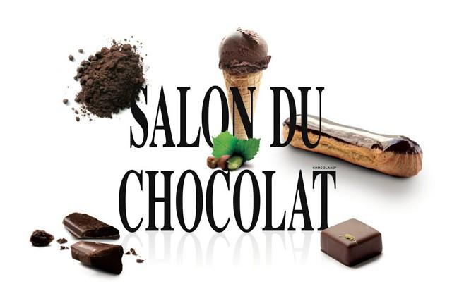 Le Salon du Chocolat 2012 – Reportage & photos