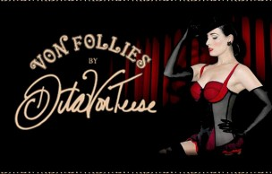 Lien permanent vers Von Follies by Dita Von Teese : la collection est disponible !