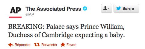 Capture d'écran 2012 12 03 à 17.30.45 Kate Middleton est enceinte !