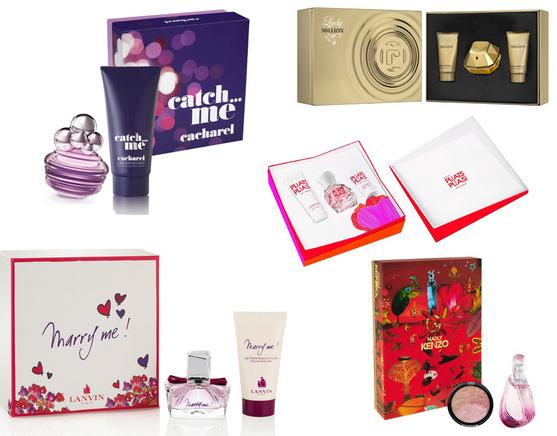 Coffrest de Parfum Nocibé vous offre 25% de réduction pour les fêtes !