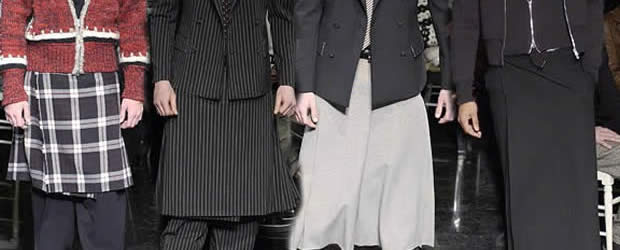 JUPES La mode garçonne, histoire et influence
