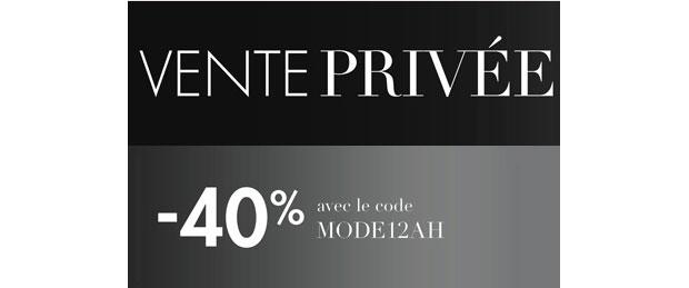 Profitez de ventes privées 2013 juste avant les soldes ! VP Amazon