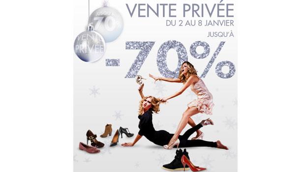 Profitez de ventes privées 2013 juste avant les soldes ! VP Eden Shoes