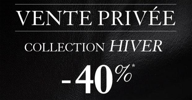 Profitez de ventes privées 2013 juste avant les soldes ! VP Javari