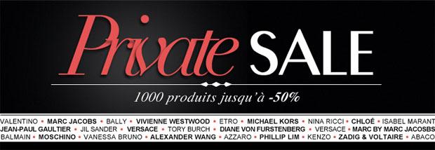 Profitez de ventes privées 2013 juste avant les soldes ! VP Monnier Freres