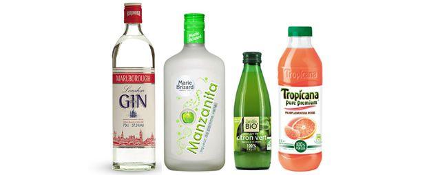 alcool8 8 idées de cocktails alcoolisés