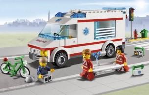 Lien permanent vers J'ai testé pour vous… être dans une ambulance à disposition du SAMU