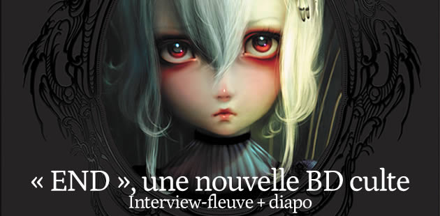 « END », de B. Canepa et A. Merli (interview fleuve + diapo)