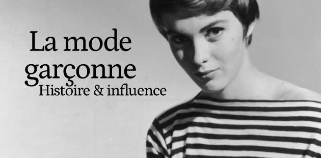 La mode garçonne, histoire et influence