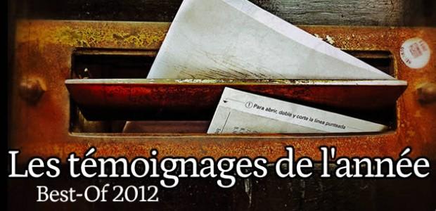 Les témoignages des madmoiZelles en 2012 – Le best-of !