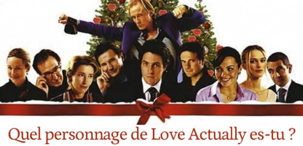 Test – Quel personnage de Love Actually es-tu ?