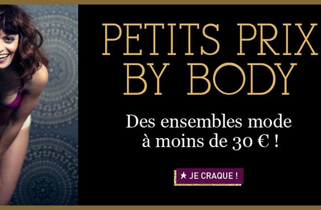 Body and Co : des petits prix pour de la jolie lingerie !