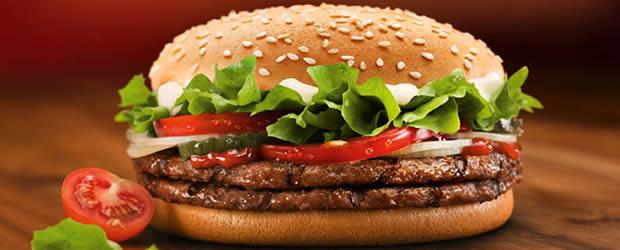 doublewhopper Burger King est de retour en France (et cest sûr !)