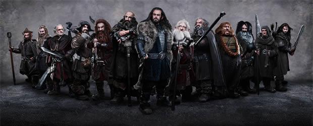dwarves Le Hobbit   Un voyage inattendu : retour réussi en Terre du Milieu