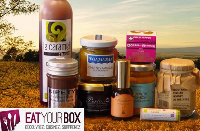 La Eat Your Box de décembre – Idée cadeau cool #4 (+ code promo !)