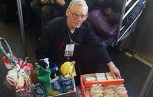 Eric the Sandwich Man : l'homme qui nourrit les new-yorkais affamés