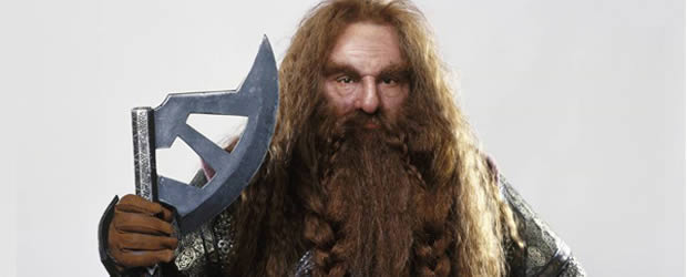 gimli Le Hobbit   Un voyage inattendu : retour réussi en Terre du Milieu