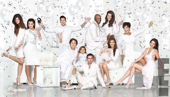 Kim Kardashian est enceinte de Kanye West kim carte de voeux