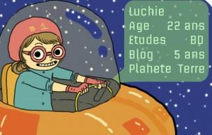 Lien permanent vers Luchie (Finaliste Révélation Blog BD 2013 5/9)