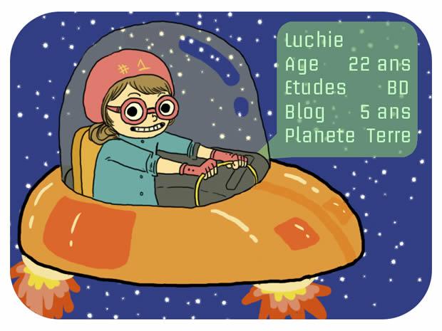 luchie1 Luchie (Finaliste Révélation Blog BD 2013 5/9)