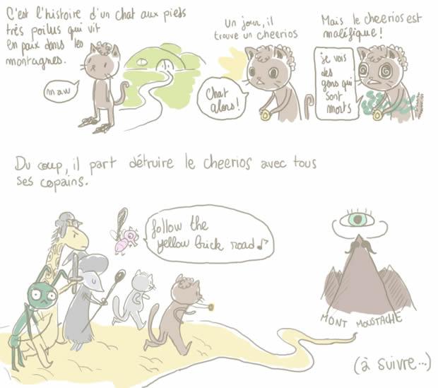 luchie9 Luchie (Finaliste Révélation Blog BD 2013 5/9)