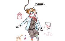 Marfi / Marfigram (Finaliste Révélation Blog BD 2013 1/9)