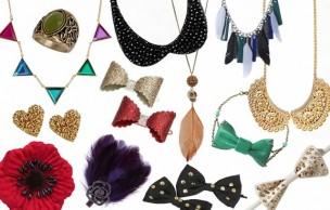Lien permanent vers Sélection de bijoux pour les fêtes de fin d'année