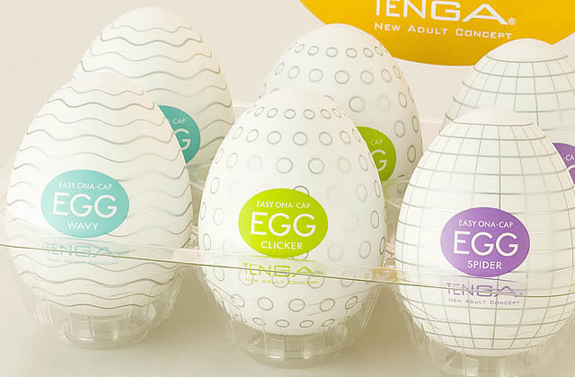J'ai offert un œuf masturbatoire Tenga à mon mec