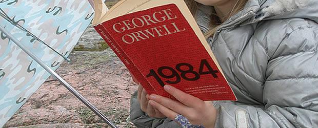 1984 Les 5 livres préférés de... Perrine!
