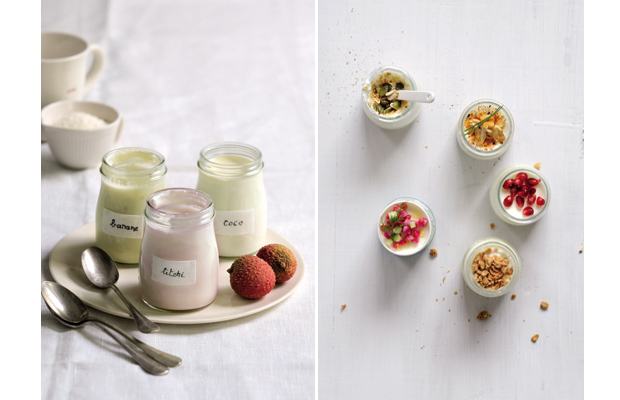 Amazones du Yaourt Les amazones du yaourt investissent la Milk Factory
