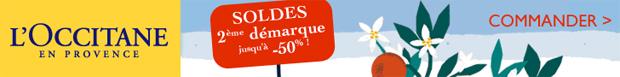 Ban Occitane Soldes Soldes LOccitane : la sélection madmoiZelle