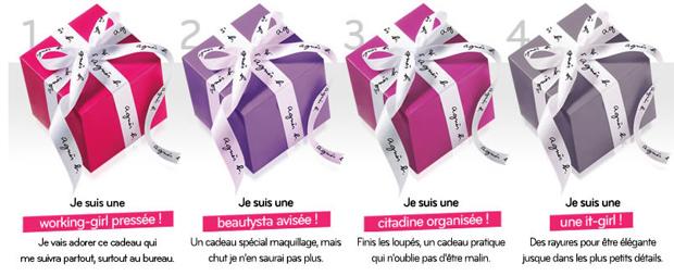 Des cadeaux en bonus avec les soldes beauté ! Cadeau CCB