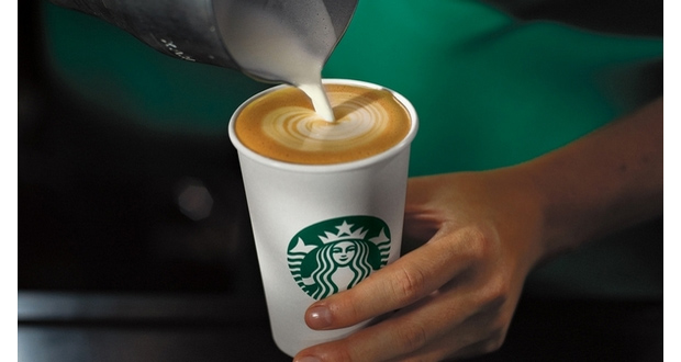 Le Caffè Latte de Starbucks en soldes ! Caffe Latte Starbucks