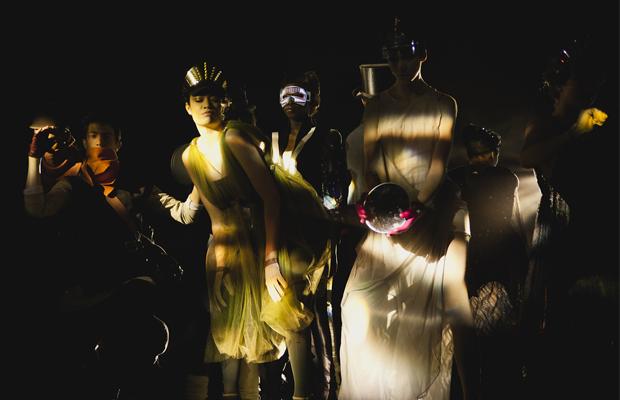 Défilé 11 Whos Next 2013 : la révolution industrielle à lhonneur