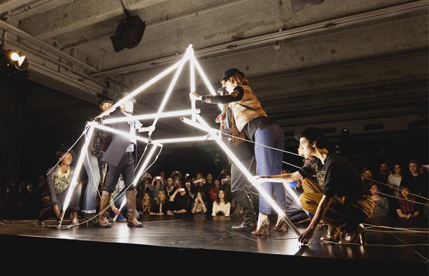 Défilé 32 Whos Next 2013 : la révolution industrielle à lhonneur