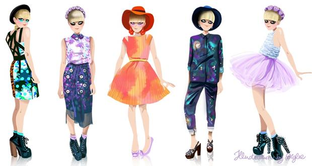 En tête Portrait de blogueuse : Stellas Wardrobe