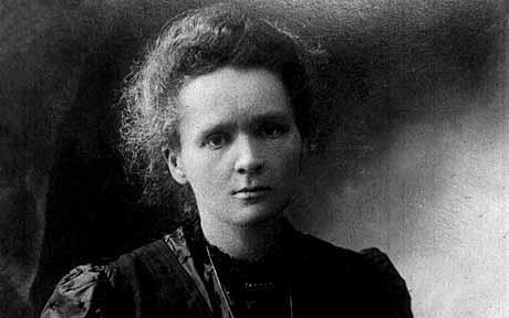 Marie Curie 1434920c Cinq icônes pour remplacer Audrey Hepburn
