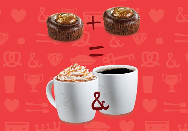 Saint Valentin Starbucks Starbucks fête la Saint Valentin avec un bon plan !