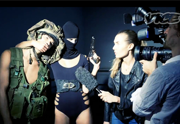 Tel Aviv, la Fashion Week controversée VICE 620